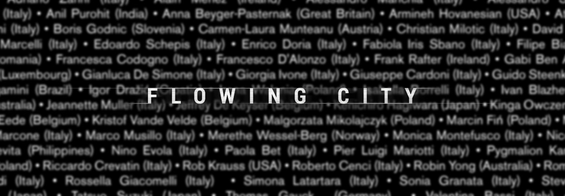 """Flowing City"" selected photographers"