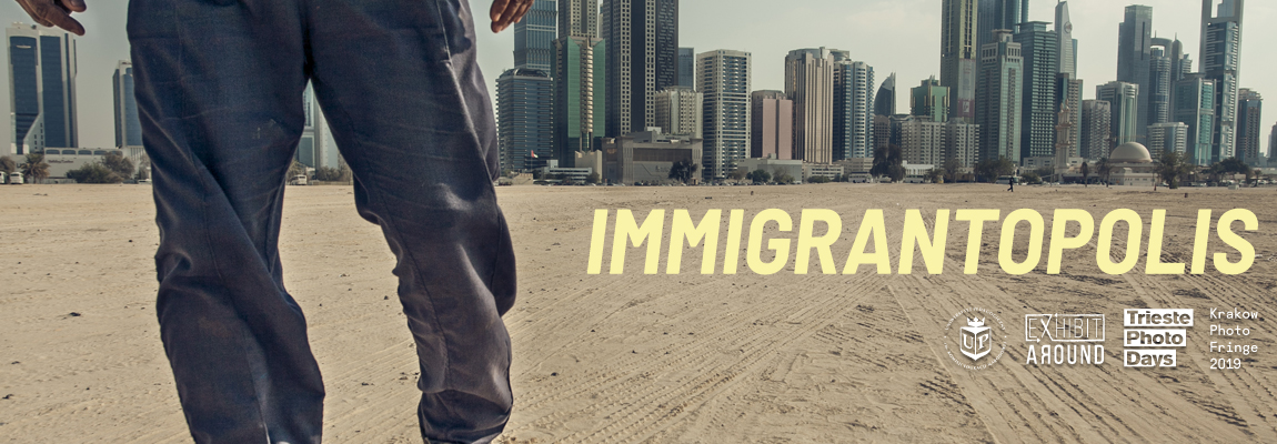 Immigrantopolis: selected authors and exhibit opening